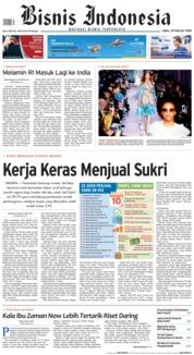 Bisnis Indonesia / 24 FEB 2018