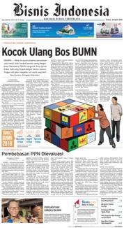 Bisnis Indonesia / 24 APR 2018