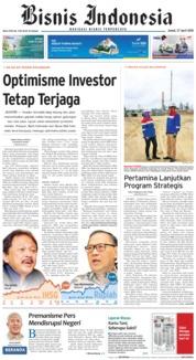 Bisnis Indonesia / 27 APR 2018