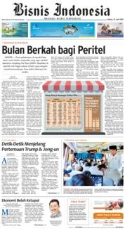 Bisnis Indonesia / 12 JUN 2018
