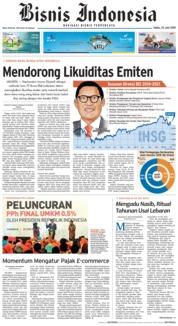 Bisnis Indonesia / 23 JUN 2018