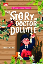 Cover The Story Of Doctor Dolittle oleh