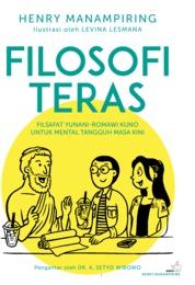Filosofi Teras by Henry Manampiring Cover