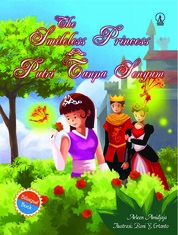 Cover The Smileless Princess: Putri Tanpa Senyum oleh