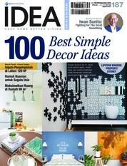 IDEA Magazine Cover ED 187 December 2018