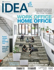 Cover Majalah iDEA ED 190 Maret 2019