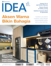 IDEA Magazine Cover ED 192 May 2019