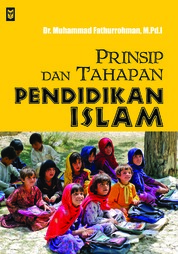 Cover Prinsip dan Tahapan Pendidikan Islam oleh