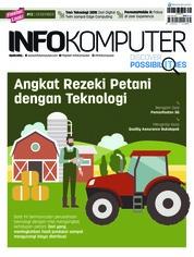 Info Komputer Magazine Cover ED 12 December 2018