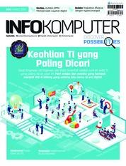 Cover Majalah Info Komputer ED 03 Maret 2019