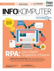 Cover Majalah Info Komputer ED 09 September 2019