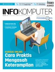 Info Komputer Magazine Cover ED 11 November 2019