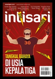 Cover Majalah intisari ED 663 Desember 2017