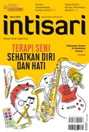 Cover Majalah intisari ED 678 Maret 2019
