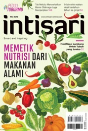 Cover Majalah intisari ED 680 Mei 2019