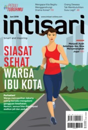 Intisari Magazine Cover ED 681 June 2019