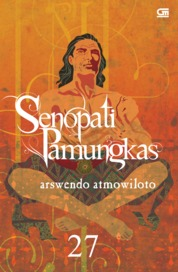 Senopati Pamungkas #27 by Arswendo Atmowiloto Cover