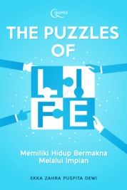 Cover The Puzzles of Life oleh