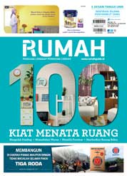 Tabloid RUMAH Magazine Cover ED 385 2017