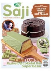Cover Majalah Saji ED 405 Februari 2018