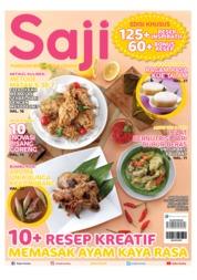 Cover Majalah Saji ED 432 Februari 2019