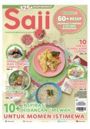 Cover Majalah Saji ED 444 Agustus 2019