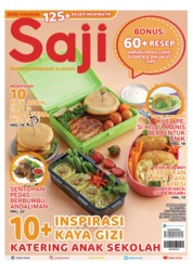 Saji Magazine Cover ED 445 August 2019