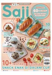 Cover Majalah Saji ED 446 September 2019
