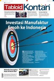 Cover Majalah Kontan ED 21 Februari 2019