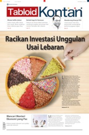 Cover Majalah Kontan ED 36 Juni 2019