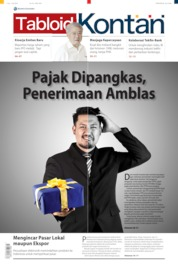 Kontan Magazine Cover ED 39 July 2019