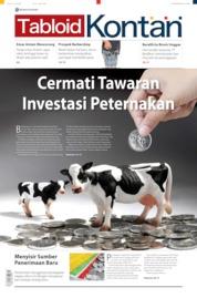 Kontan Magazine Cover ED 41 July 2019