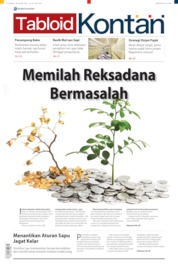 Kontan Magazine Cover ED 09 December 2019