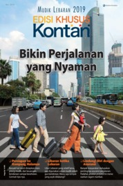 KONTAN Edisi Khusus Magazine Cover May 2019