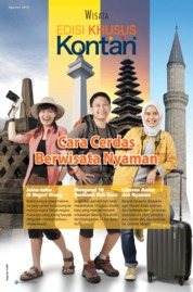 KONTAN Edisi Khusus Magazine Cover August 2019