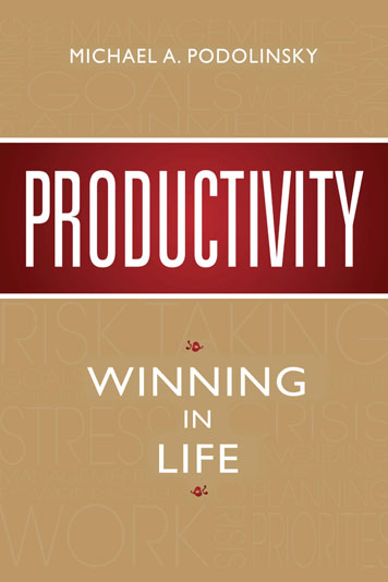 Cover PRODUCTIVITY – WINNING IN LIFE oleh