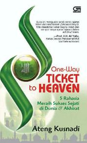 Cover One - Way Ticket to Heaven oleh