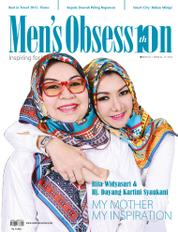 Cover Majalah Men's Obsession / DEC 2014
