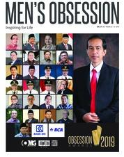 Men's Obsession / MAR 2019 Magazine Cover