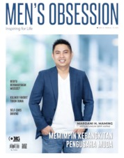 Men's Obsession / OCT 2019 Magazine Cover