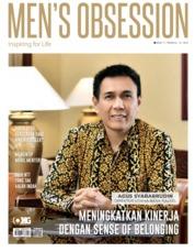 Men's Obsession / NOV 2019 Magazine Cover