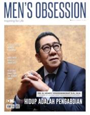 Men's Obsession / DEC 2019 Magazine Cover
