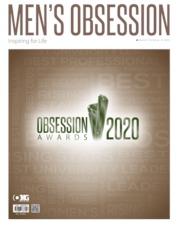 Men's Obsession / MAR 2020 Magazine Cover