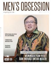 Cover Majalah Men's Obsession / APR 2020