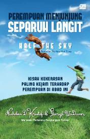 Cover Perempuan Menjunjung Separuh Langit oleh