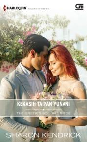 Harlequin Koleksi Istimewa: Kekasih Taipan Yunani (The Greek's Bought Bride) by Sharon Kendrick Cover