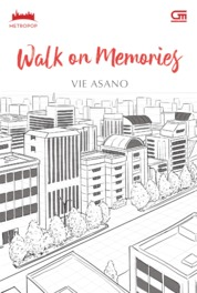 MetroPop: Walk on Memories by Vie Asano Cover