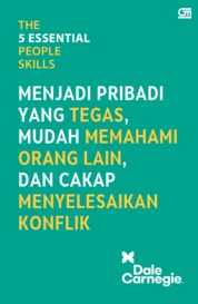 The 5 Essential People Skills (CU Cover baru ISBN LAMA) by Dale Carnegie Training Cover