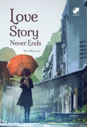 Cover Love Story Never Ends oleh