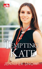 CR: Tempting Kate by Jennifer Snow Cover